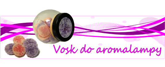 Vosk do aromalampy