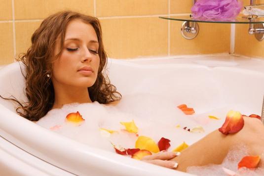 Kúpeľ nielen pre telo, ale aj pre dušu