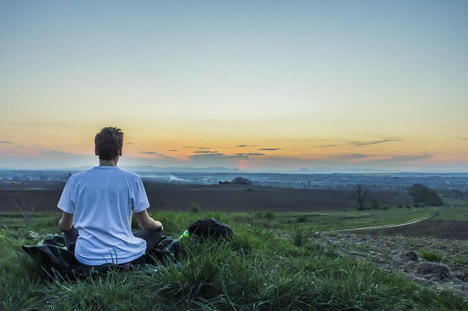 Meditacia, pokoj, harmónia