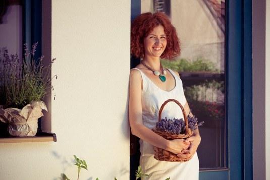Zuzana Roziaková - výrobkyňa mydiel