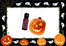 Vonný olej Halloween